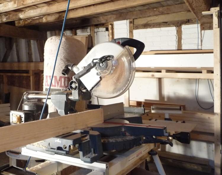 Joiner's workshop