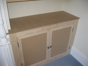 cupboard and shelves1
