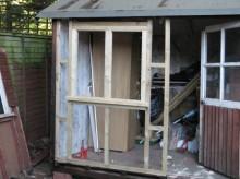 shed repairs southampton