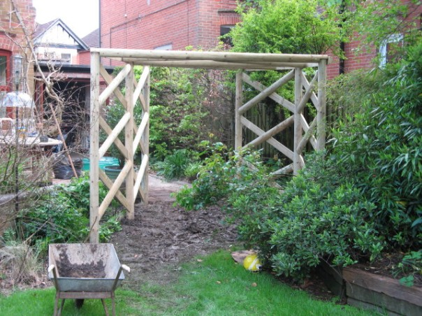 Replacement Pergola