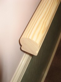 carpenter handrail southampton