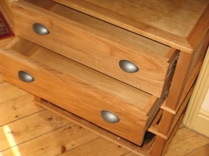 Shoe Rack with Drawers carpentry