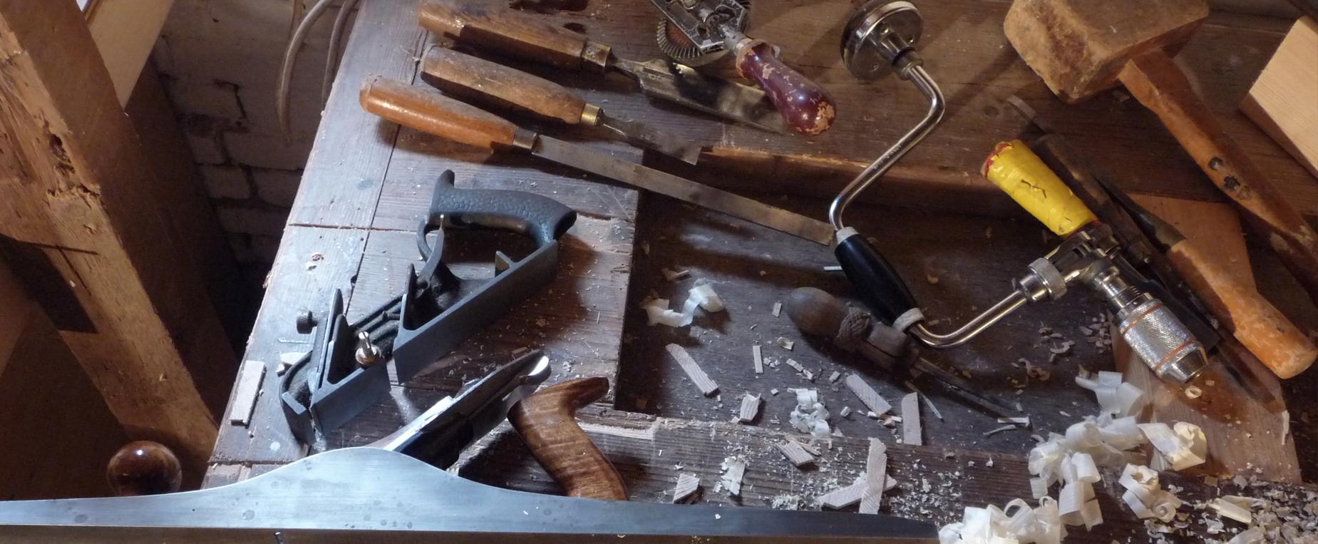 Tool of the carpenter