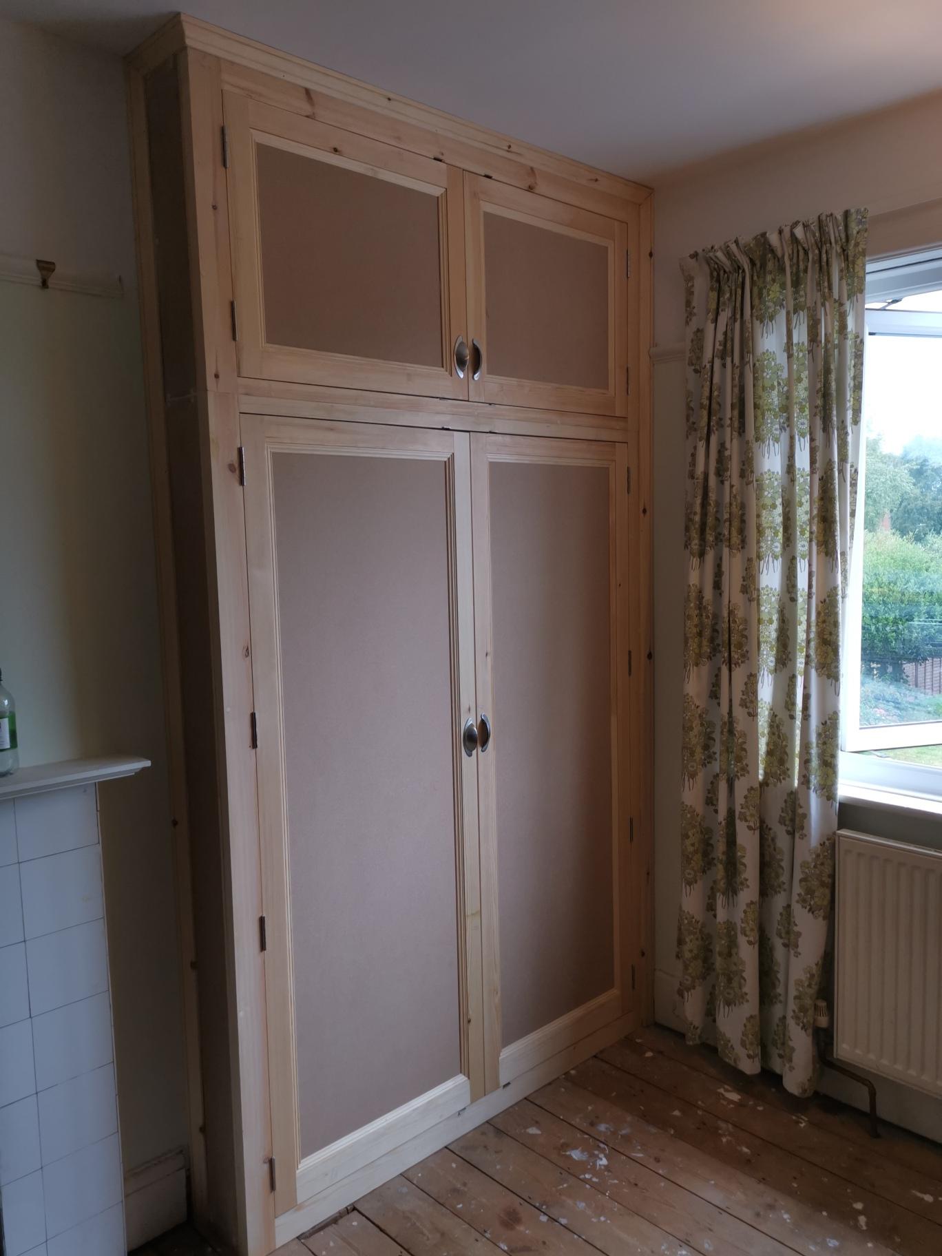 wardrobe in southampton